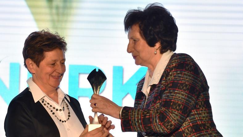 Elżbieta Madejska (z lewej)