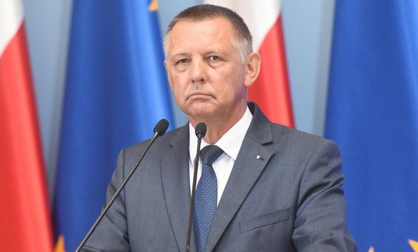 Marian Banaś.