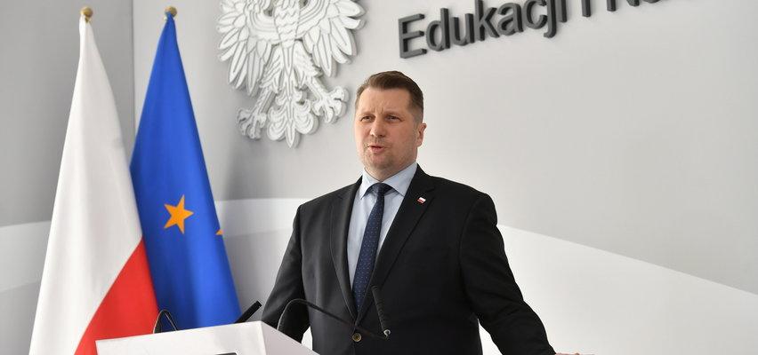 Przemysław Czarnek ogłosił program wsparcia psychologicznego dla uczniów