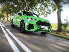 Audi RS Q3 Sportback – sport bez  kompromisów