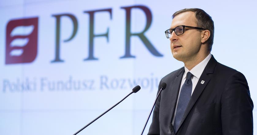"""Paweł Borys, prezes PFR, uważa, że PPK będą """"paliwem polskiej gospodarki"""""""