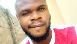 Enya Egbe found out that one corpse he had been asked to work on was a friend (BBC)