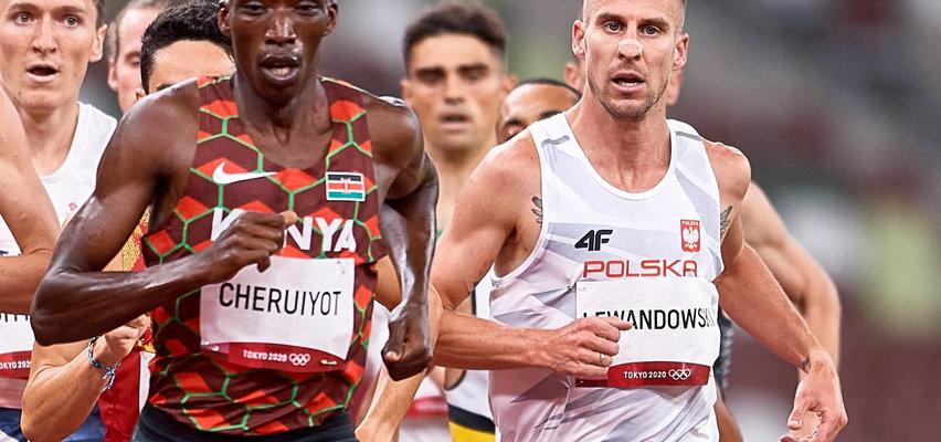 Marcin Lewandowski o swojej kontuzji: Mocny prąd przeszedł mi przez łydkę