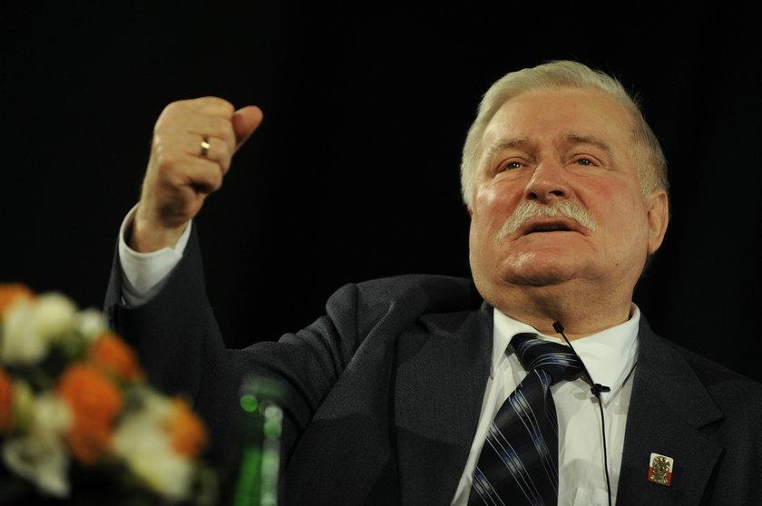Lech Wałęsa o braciach Kaczyńskich