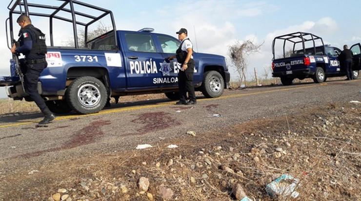 Meksiko policija AP