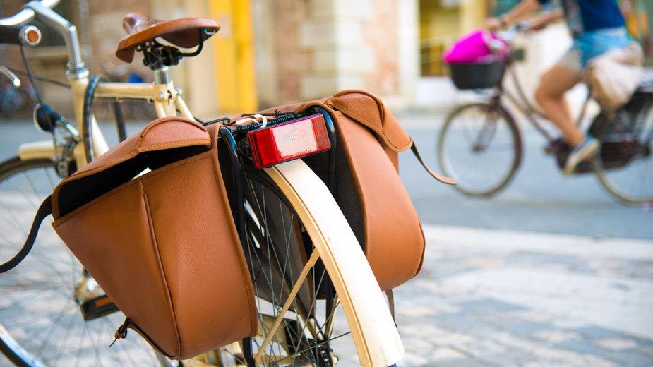 Sakwy rowerowe na małe i duże wyprawy