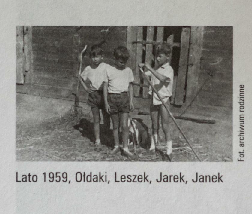 Bracia Kaczyńscy i Jan Maria Tomaszewski