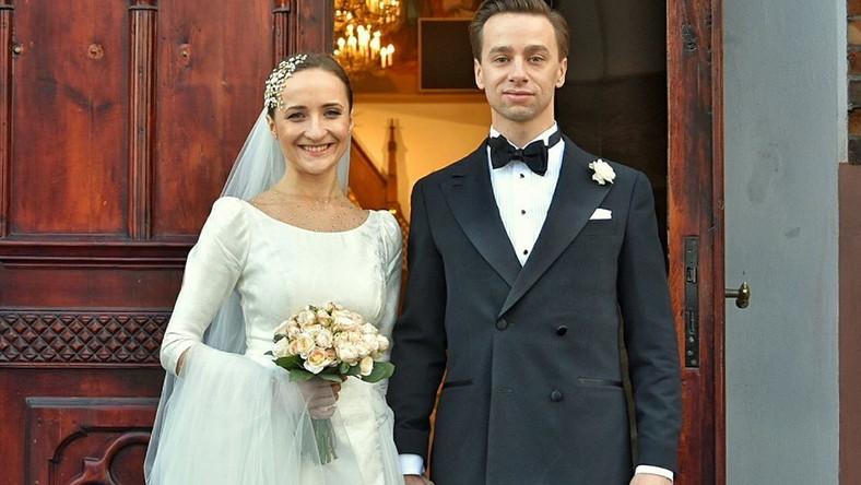 Karina i Krzysztof Bosak