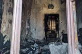 Požar u Gimnaziji u Kragujevcu