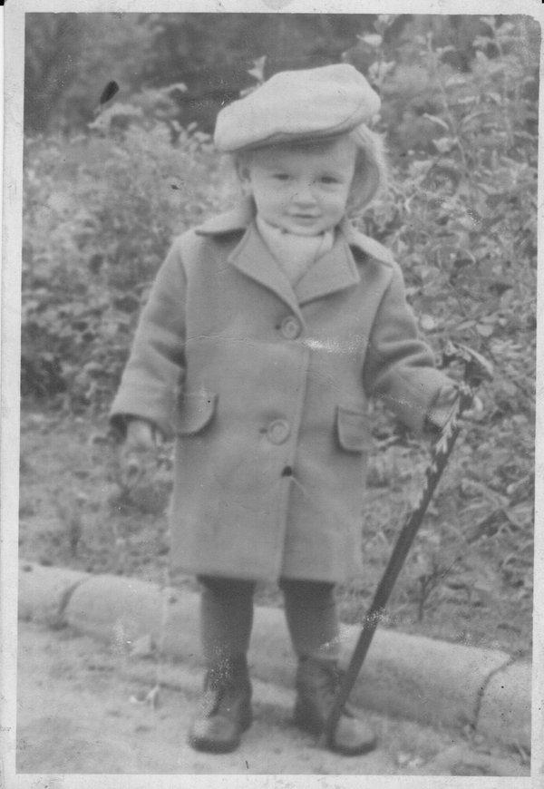 Leszek Miller w dzieciństwie