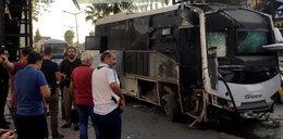 Zamach na autokar w Turcji. Pięć osób zostało rannych