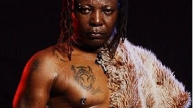 Charly Boy has revealed that he had a conversation with his late father, Justice Oputa and he isn't really happy about the situation of the country [Instagram/CharlyBoy]