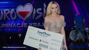 Eurowizja 2017: Kasia Moś poza pierwszą piątką?