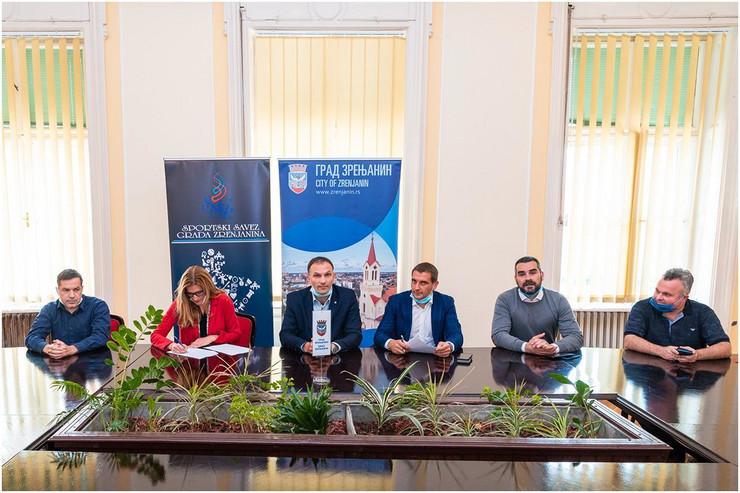 sporazum potpisan u Zrenjaninu 1 - Foto Grad Zrenjanin