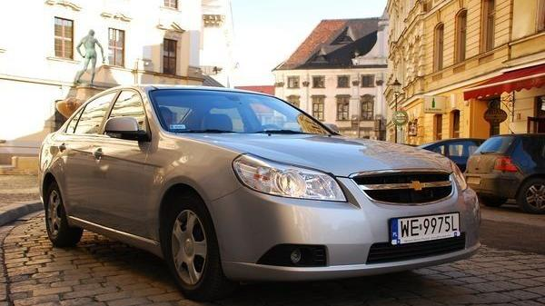 Chevrolet Epica Tani Luksus Moto