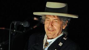 Bob Dylan odbierze w weekend literacką Nagrodę Nobla