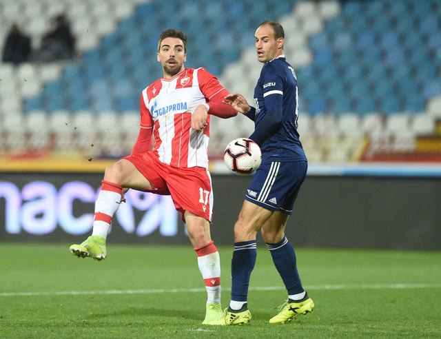 FK Crvena zvezda - FK TSC