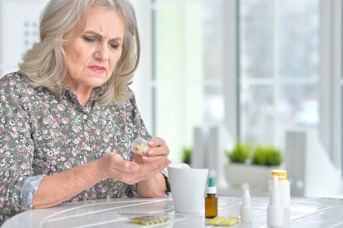 Starijim osobama savetuje se poseban oprez