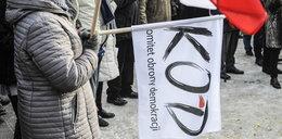 Atak na demonstrację KOD w mieście Beaty Szydło!