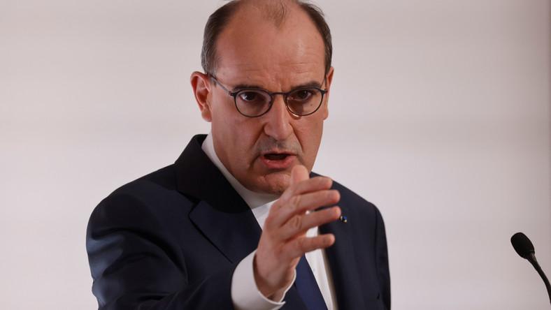 Premier Francji Jean Castex