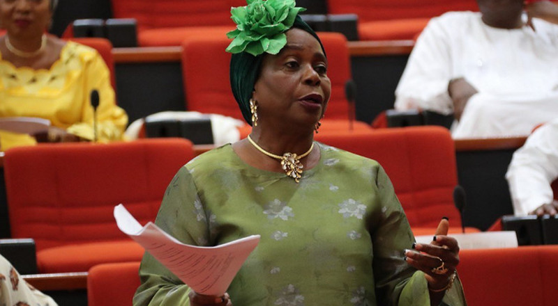 Senator Olujimi rejects proposal of voting rights for married underage girls