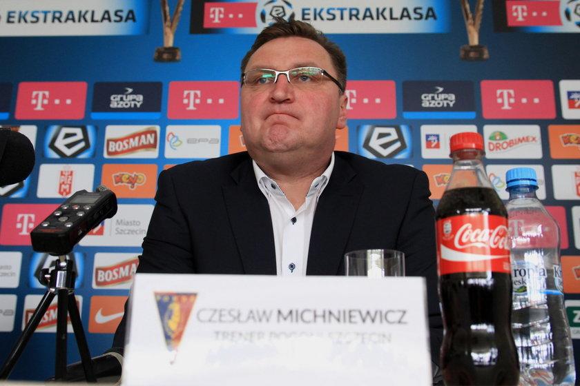 Czesław Michniewicz nowym trenerem Pogoni Szczecin!