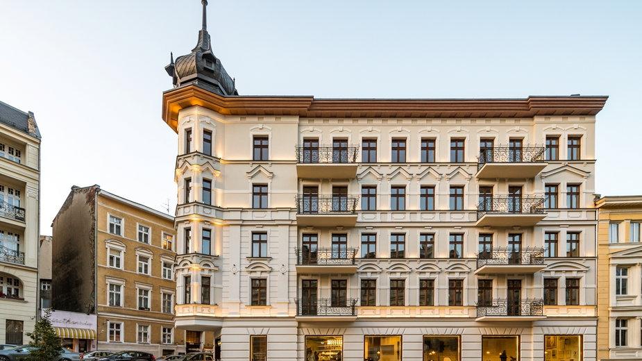 """Kamienica """"Żelazko"""" z tytułem najpiękniejszego budynku w Poznaniu!"""