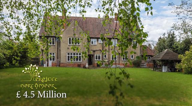 Tolkinov nekadašnji dom u Oksfordu