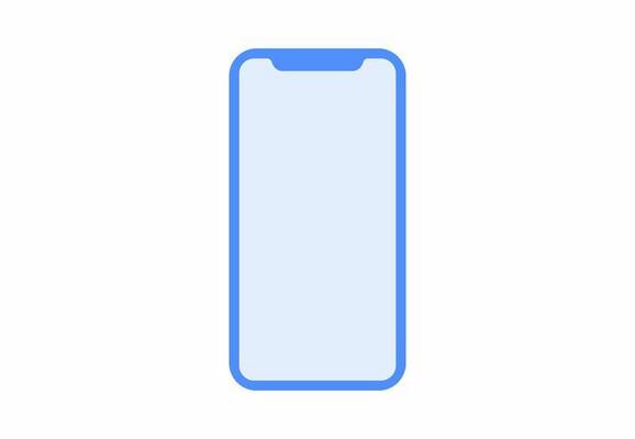 Nagađa se da će okvir telefona ovako izgledati, uz ekran koji ide od ivice do ivice