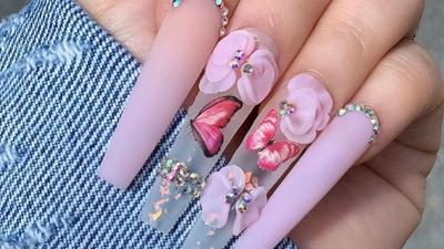 The exciting world of modern nail polish, nail art and designs