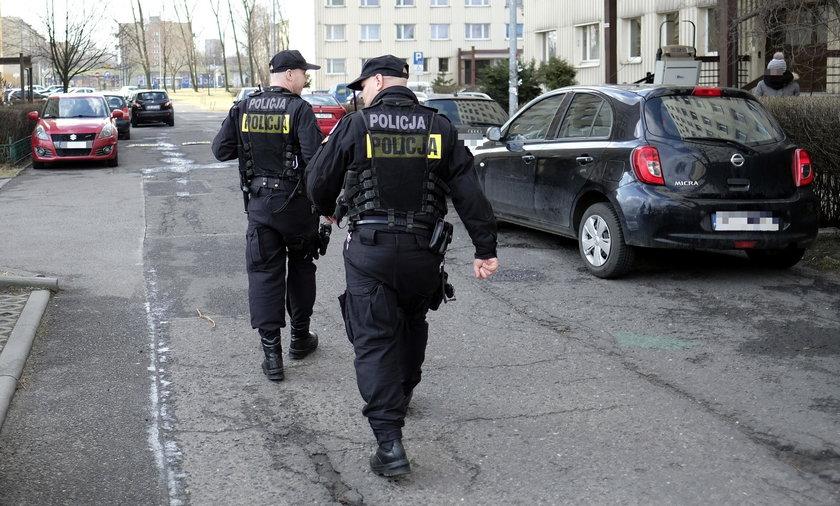 Policjanci chcą dodatkowego urlop