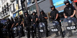 Trzęsienie ziemi podczs szczytu G20 w Buenos Aires