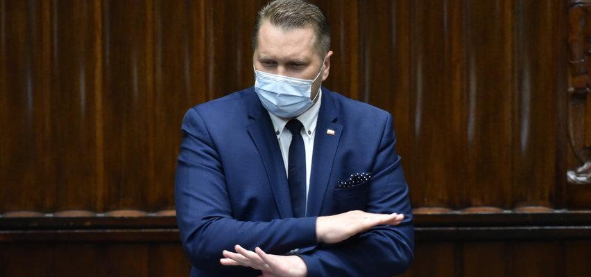Sejm podjął decyzję w sprawie ministra Czarnka