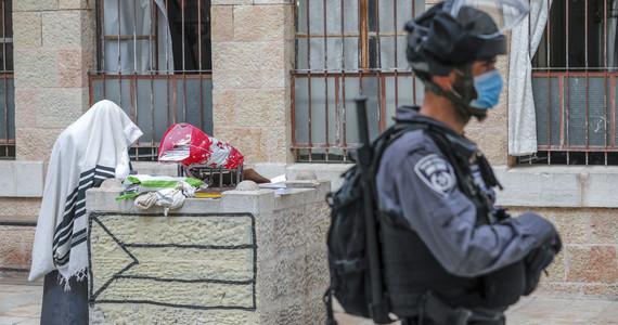 """Koronawirus. """"Haarec"""": jeśli Izrael zaostrzy blokadę, ryzykuje ..."""