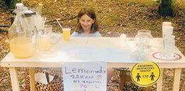 Marta ma tylko 8 lat i wielkie serce. Robi lemoniadę i ratuje psy