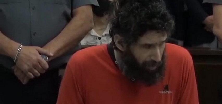 Sądzony za podwójne morderstwo wyrzucony z rozprawy. Niewiarygodne, co wyczyniał!