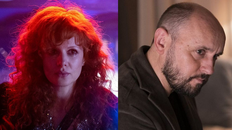 """Karolina Gruszka i Adam Woronowicz w serialu """"Kod genetyczny"""""""