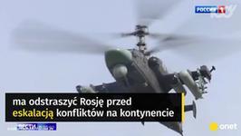 Śmigłowce AH-64E trafiły do oddziałów USA w Europie