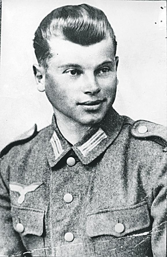 Mobilisan u Vermaht, pa pobegao u partizane: Martin Ceh