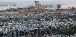 Eksplozja w Bejrucie. Blisko 300 tys. osób zostało bez dachu nad głową