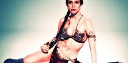 Uzależniona księżniczka Leia leczyła się elektrowstrząsami