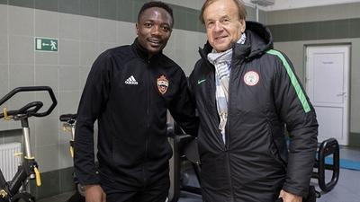 Super Eagles coach Gernot Rohr says Ahmed Musa will not play against Benin and Lesotho despite being invited