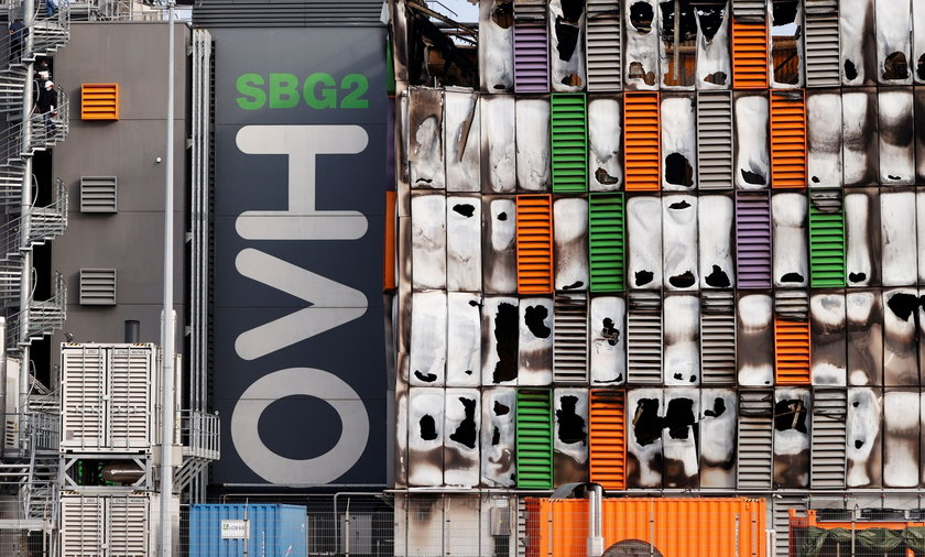 Awaria serwerów OVH. Co się dzieje z internetem?