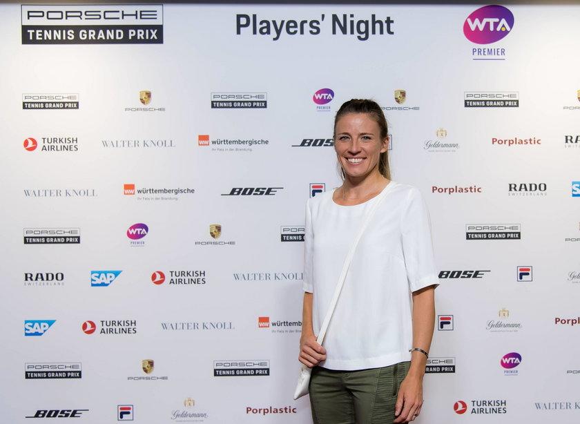 Tenisistka Alicja Rosolska została mamą