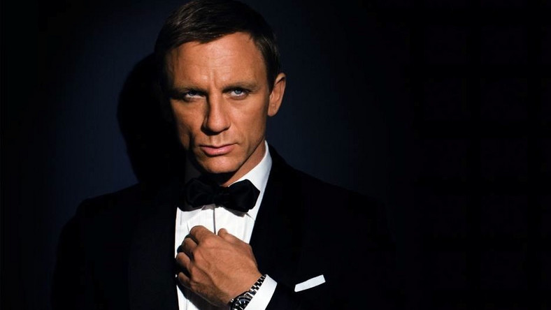 Daniel Craig jako James Bond