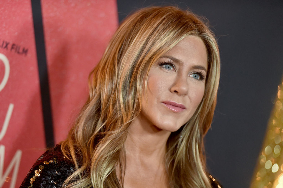 Jennifer Aniston w grudniu 2018