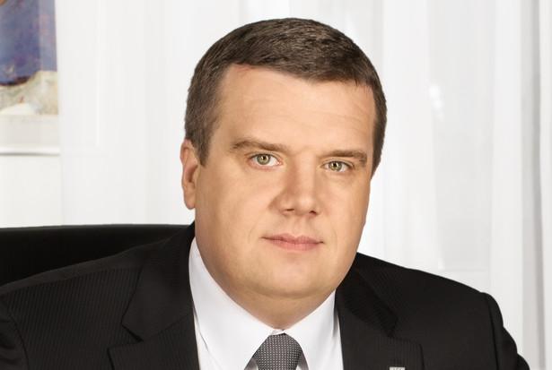 Włodzimierz Chróścik, dziekan Rady Okręgowej Izby Radców Prawnych w Warszawie.