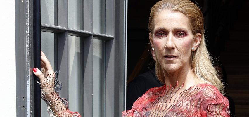 Niepokojące informacje o zdrowiu Céline Dion. Jest załamana