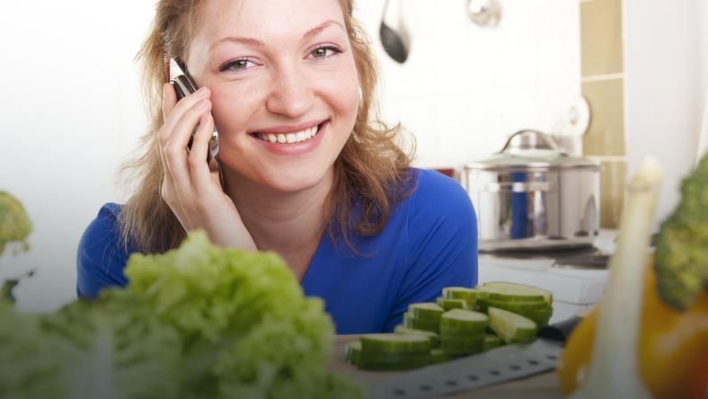 Dieta Na Telefon Nowy Sposob Odchudzania Zdrowie
