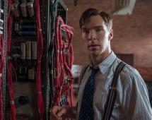 "Benedict Cumberbatch w filmie ""Gra tajemnic"""
